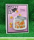 LF1460~ M ~ HOW YOU BEAN CANDY CORN ADD ON ~ CLEAR STAMPS BY LAWN FAWN